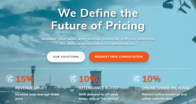 We have launched our new Price Optimization Website