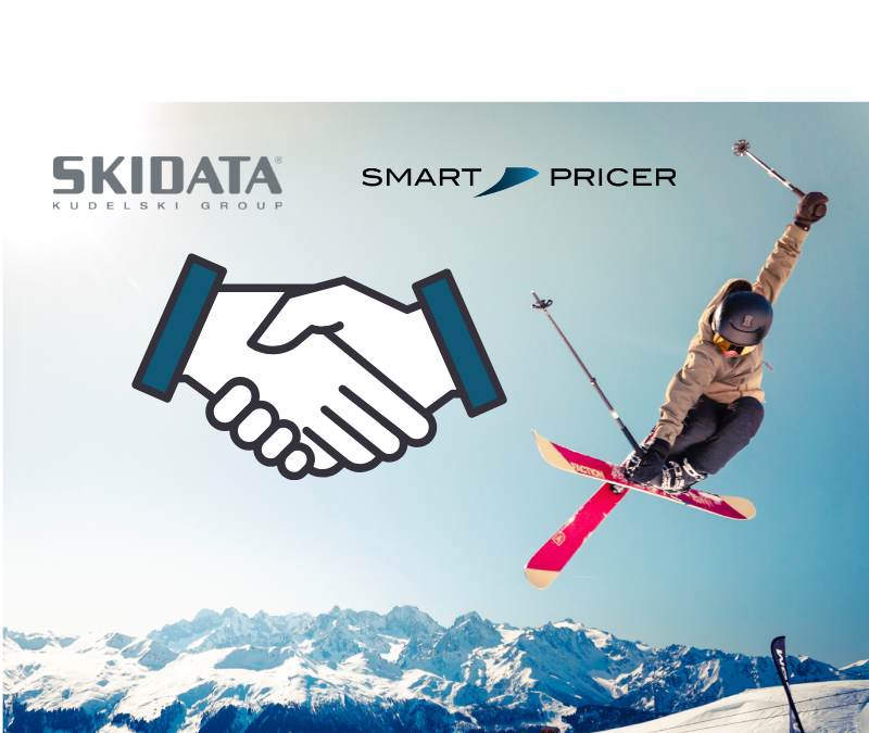 SKIDATA and Smart Pricer sign a strategic partnership